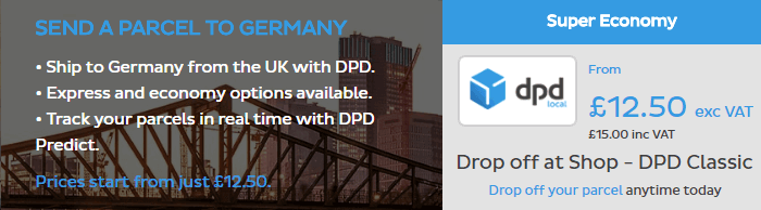 DPD Local Germany