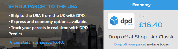 DPD Local USA