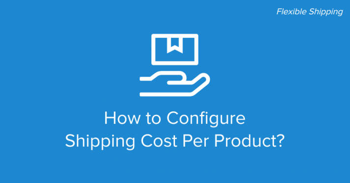 Shipping Cost Per Product