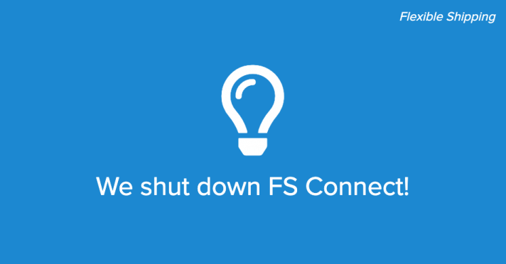 FS Connect shut down