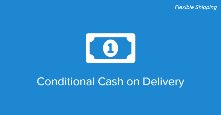 Cash on delivery in WooCommerce