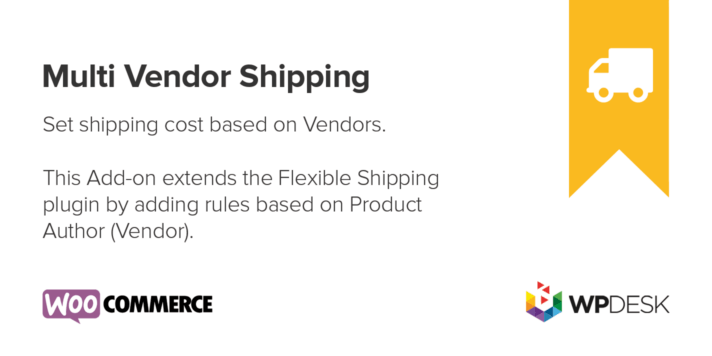 Multi Vendor Shipping for WooCommerce