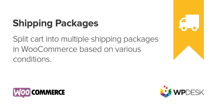 Shipping packages WooCommerce plugin