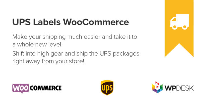 UPS WooCommerce Labels and Tracking